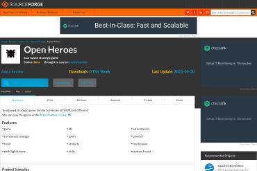 Open Heroes