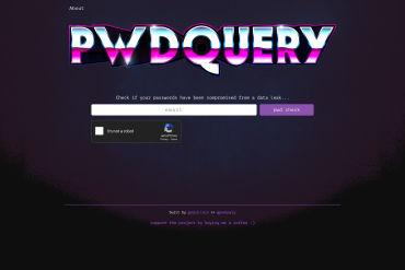 Pwdquery