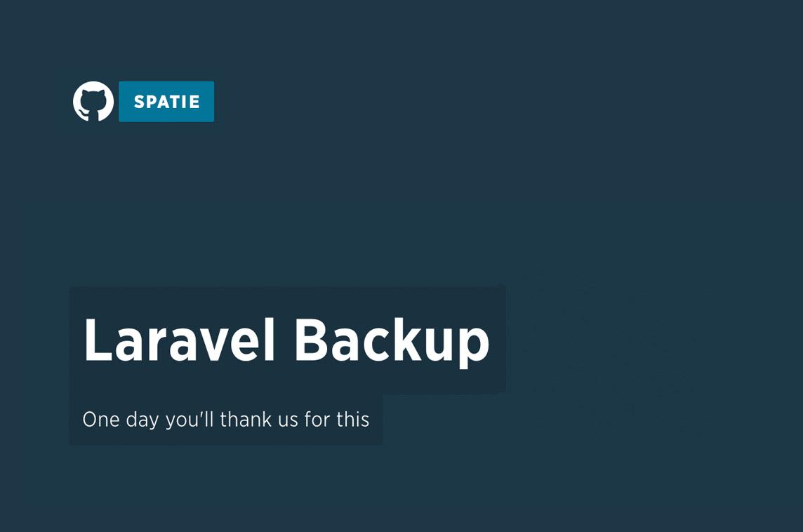 Spatie Laravel Backup