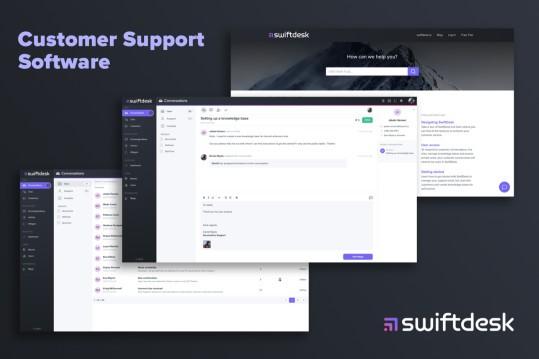 SwiftDesk