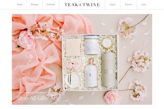 Teak & Twine