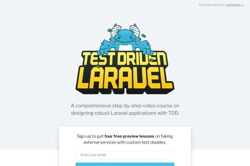 Test-Driven Laravel