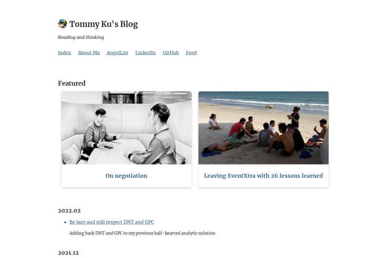 Tommy Ku