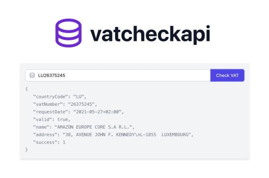 Vatcheckapi
