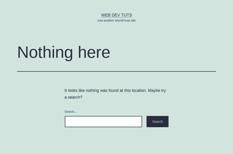 WebDevTuts