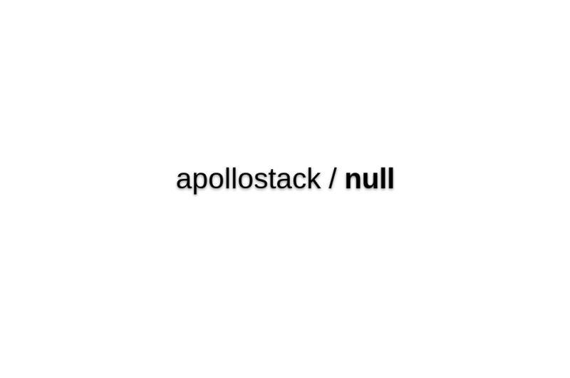 Apollo GitHub