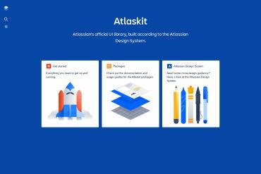 AtlasKit - Atlassian's React UI Library