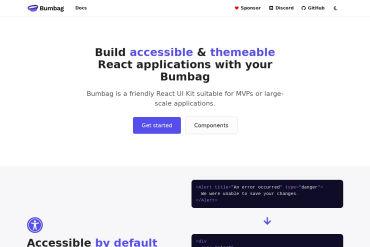 Bugbag React Ui Kit