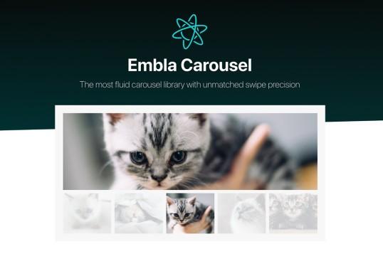Embla Carousel