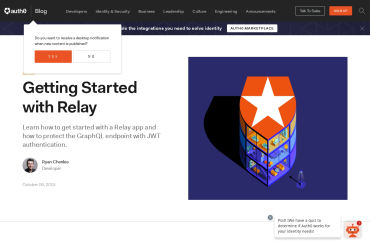 Getting Started With Relay