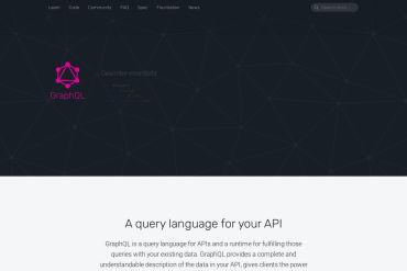 GraphQL Official Site