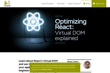 Optimizing React: Virtual DOM Explained