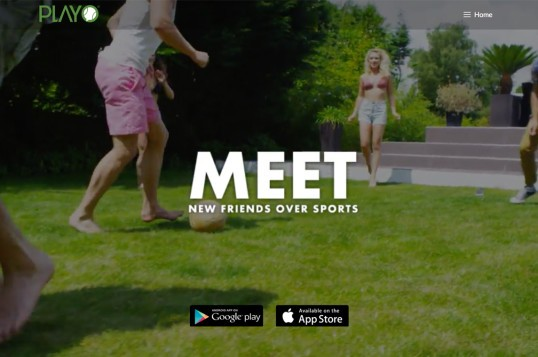 Playo Website