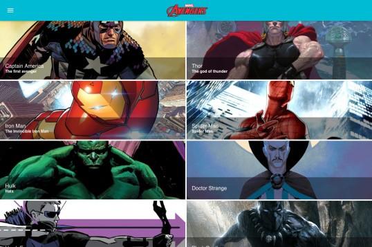 Pocket Avengers