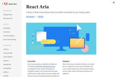 React-aria