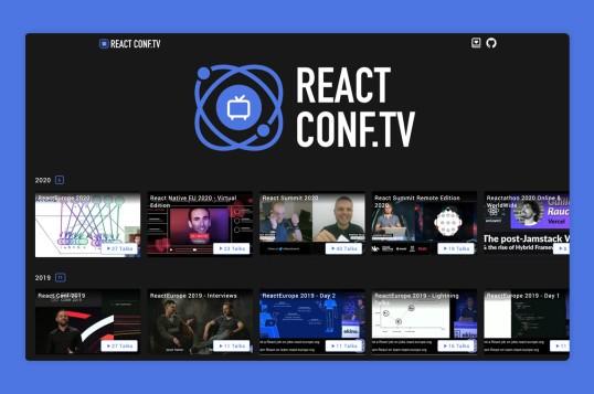 ReactConf.TV