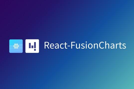React FusionCharts