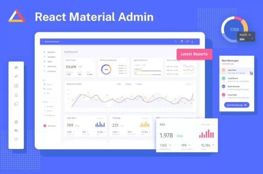 React Material Admin