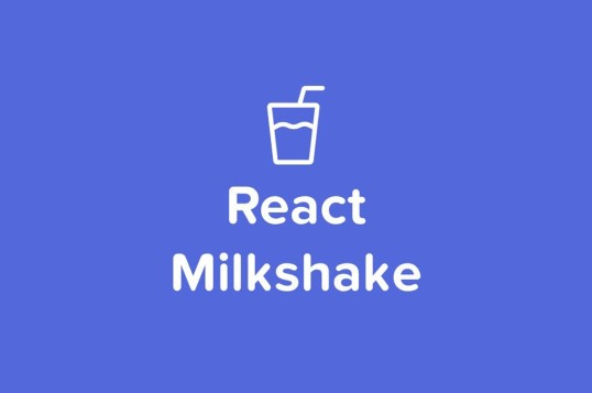 React Milkshake