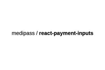 React-payment-inputs