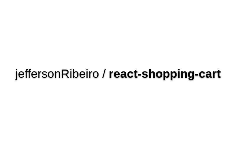 React-shopping-cart