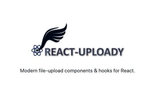 React Uploady