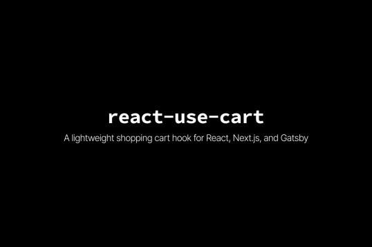 React Use Cart
