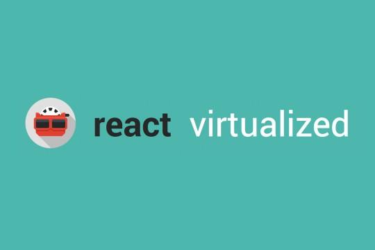 React Virtualized