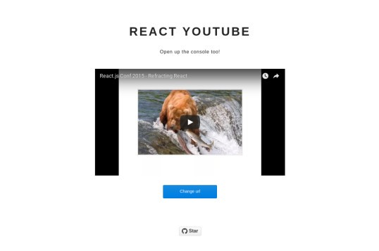 React YouTube