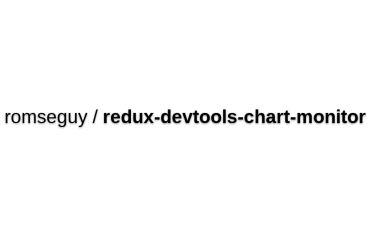 Redux-devtools-chart-monitor