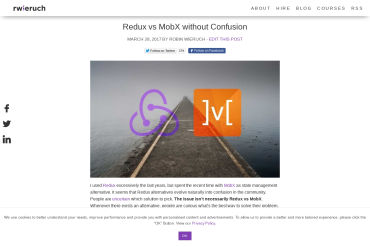 Redux Or MobX: An Attempt To Dissolve The Confusion