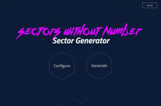 Sectors Without Number