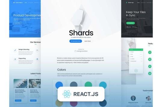 Shards React