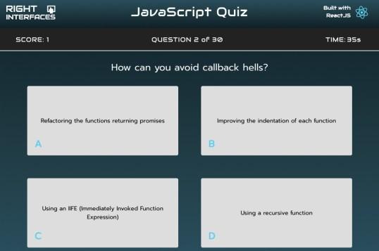 Test Your Javascript Skills