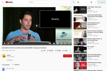 Tom Occhino And Jordan Walke: JS Apps At Facebook - JSConfUS 2013
