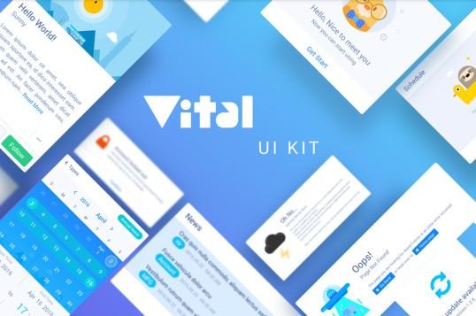 Vital UI Kit React