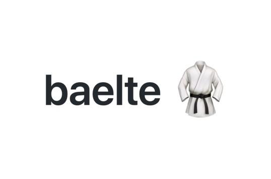 Baelte