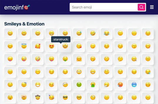Emojinfo