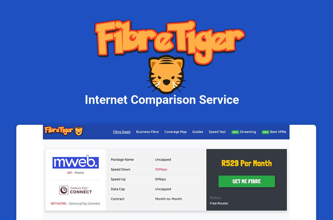 Fibre Tiger