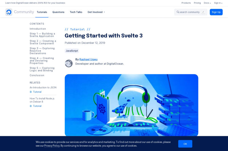 Getting Started With Svelte 3