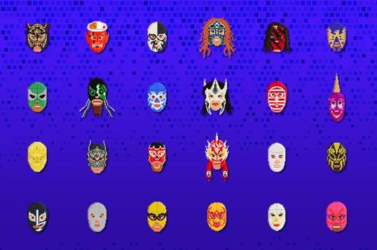 Masked Wrestlers
