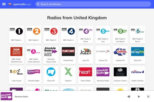 Openradio.app