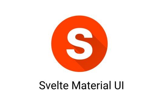 Svelte Material UI
