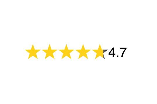 Svelte Stars Rating