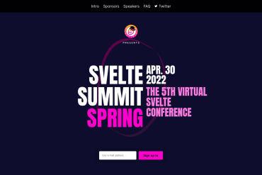 Svelte Summit