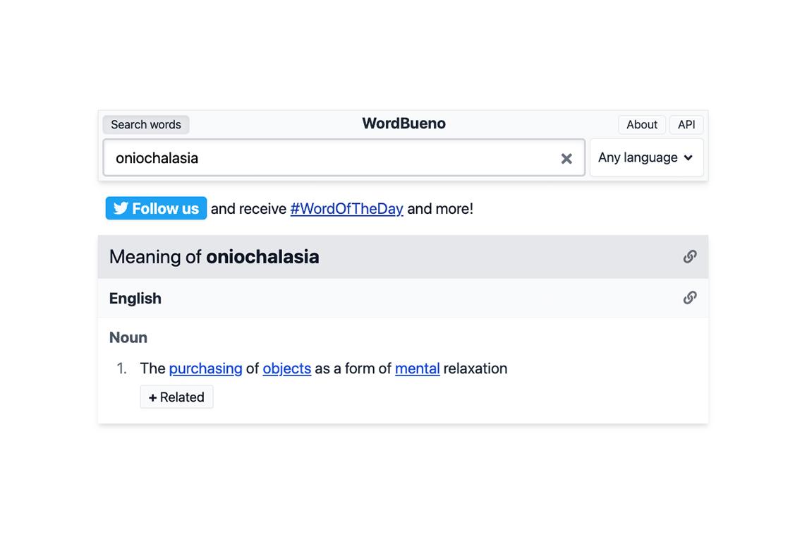 WordBueno