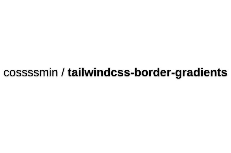 Border Gradients