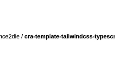 Create React App With TypeScript