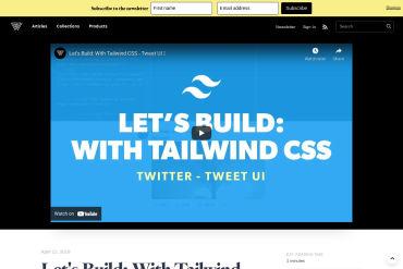 Let's Build: Tweet Component