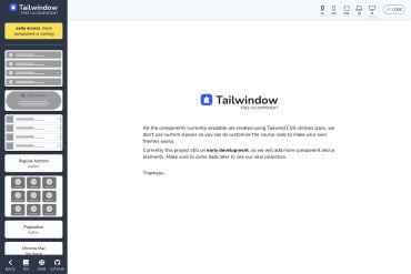 Tailwindow